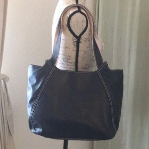 98 off Mary Kay Bags Weekend Blckpnk Vegan Leather Totepurse Poshmark